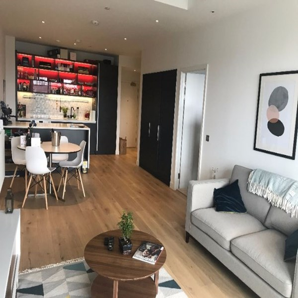 Rent my 1 bed Apartment, East London